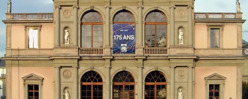 Conservatoire de Musique de Geneve. Source: http://commons.wikimedia.org/wiki/File:Geneve_conservatoire_2011-08-12_07_56_03_PICT3755B.JPG